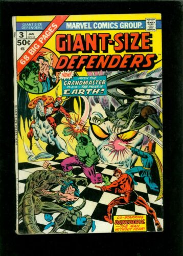 Giant-Size Defenders 3 VG 4.0