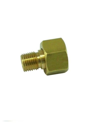 """M18 Female x 1/4"""" Male Adaptor Connection Coupling Karcher Compatible"""