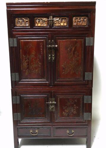 Antique Oriental Cabinet