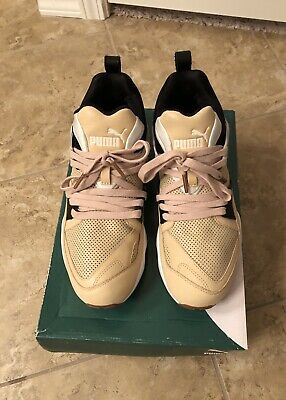 Monkey Time X Puma Blaze Of Glory Size 9 Secular Change Vachetta Tan/Black