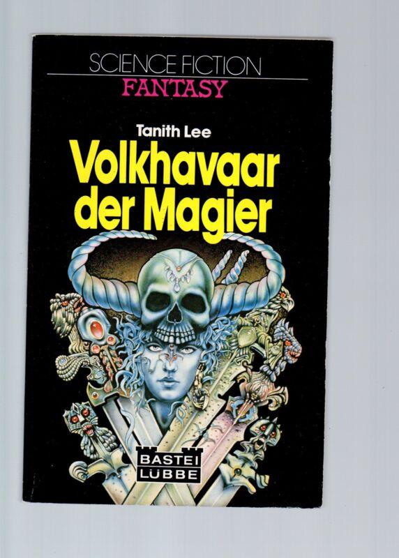 Bastei Fantasy 20010 Volkhavaar der Magier  *1979 Thanit Lee