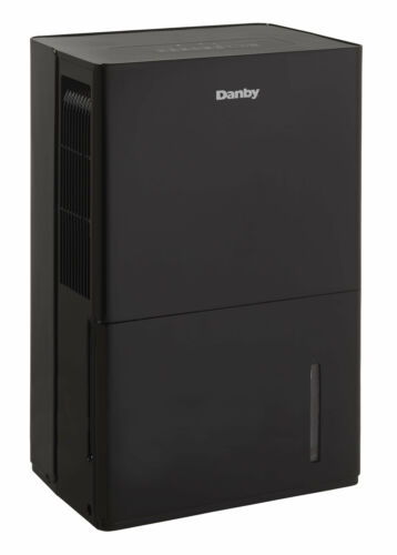 Danby 50 Pint 3000 sq. ft. 2-Speed Dehumidifier with Pump