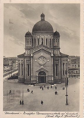 Monumental Arch (MODENA - Tempio Monumentale ai Caduti (Arch. Ing. D. Garbanti) 1940)