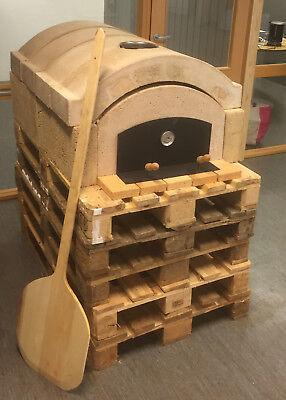 Holzbackofenbausatz 60x90 SMART 4 Gewölbeofen Holzbackofen Pizzaofen