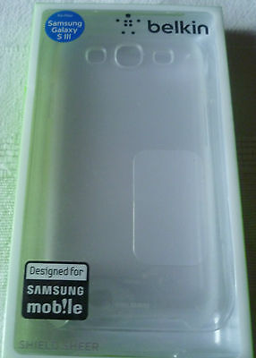I9300 Snap (Belkin F8M403cwC01 Snap Shield Sheer Case Samsung Galaxy S3 i9300 clear)