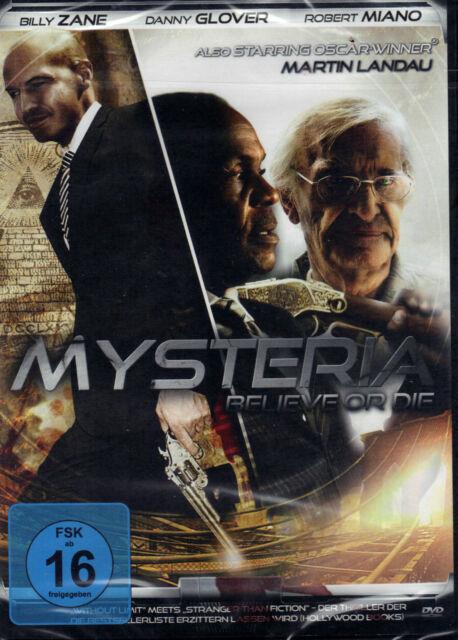 Mysteria (2011) - Danny Glover.... - neu & ovp