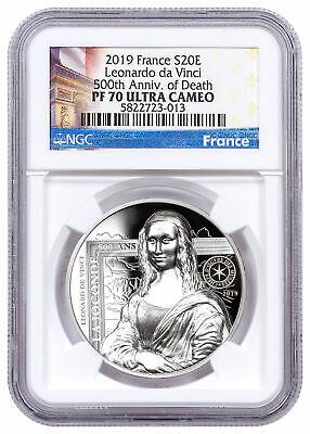 MONA LISA Leonardo Da Vinci 1503-1519 *Masterpieces* Legal Tender $2 U.S Bill