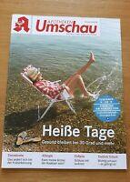 6 x Apotheken Umschau 03/19 + 04/19 + 05/19 + 07/19 TOP Zustand ! Baden-Württemberg - Plankstadt Vorschau