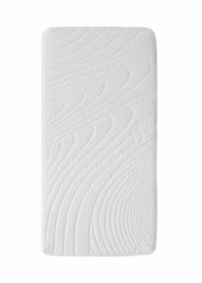 Alvi Babymatratze Stubenbett für Roba 85x43x4 cm mit Kaltschaum-Kern eckig