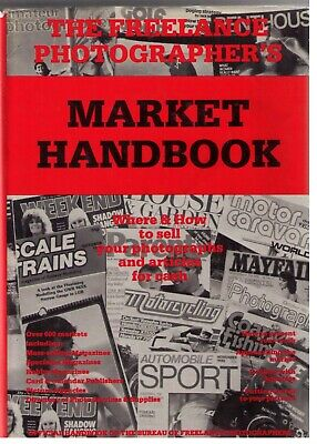 **The Freelance Photographer's  MARKET HANDBOOK**  Ed JOHN TRACY - 1983 for sale  Shipping to South Africa