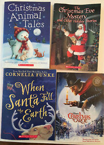 4 Great Christmas Stories