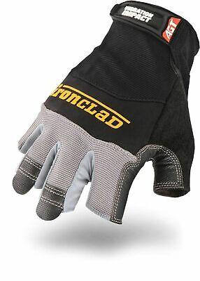 Ironclad Mfi2 Mach 5 Impact 2 Vibration Gloves - Select Size