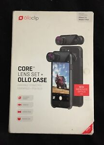 olloclip Core Lens Set + Case (iPhone 7/7 Plus)