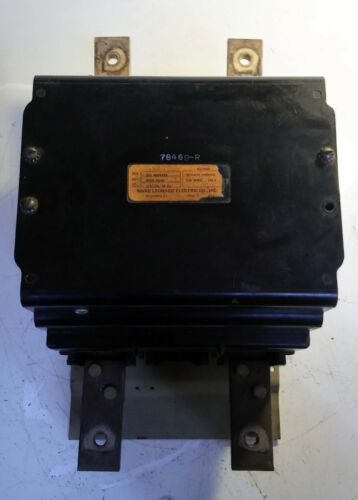 1 USED WARD LEONARD ELECTRIC RDP8-20100 DP CONTACTOR 535 AMP ***MAKE OFFER***