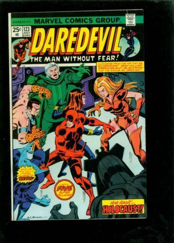 Daredevil 123 VF+ 8.5