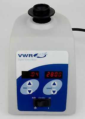 Vwr Digital Vortex Mixer