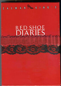 The Red Shoe Diaries Collection Sex DVD   **BRAND NEW**