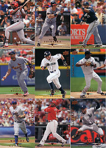 2008-UPPER-DECK-SER-1-SUPERSTARS-10-CARD-SET