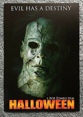 """Halloween (A Rob Zombie Film) Movie Poster 19.5"""" x 13"""" Limited Edition"""