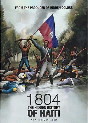 1804: The Hidden History of Haiti DVD