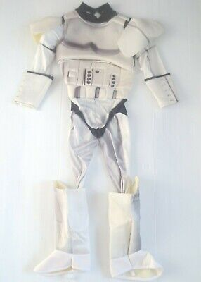 Star Wars Storm Trooper Kids Costume No Mask - Size M (8-10) - NWT - Storm Trooper Kids Costume