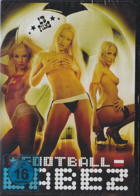 DVD - FOOTBALL BABEZ - MIT BALLGEFÜHL - NEU/OVP
