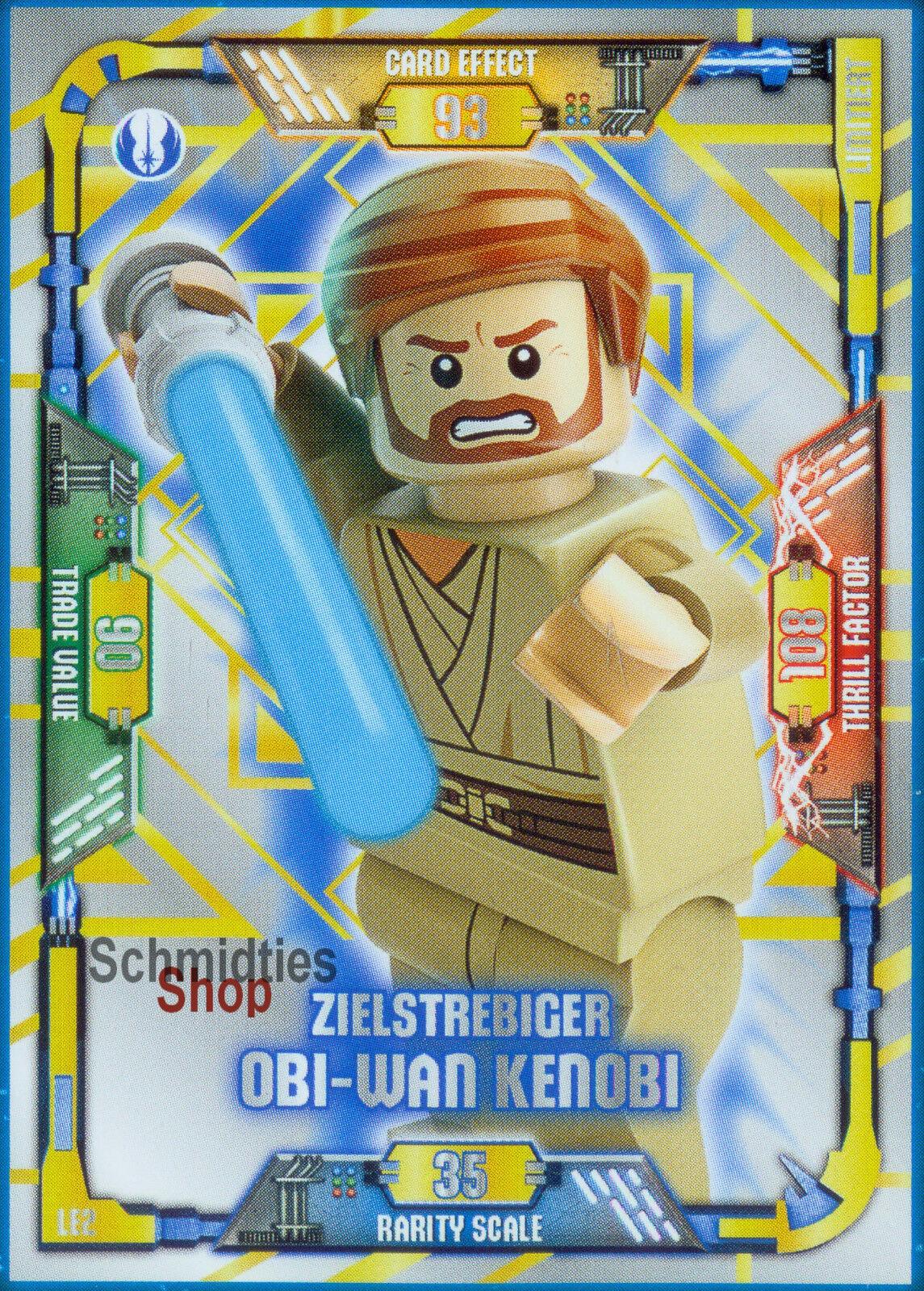 Star Wars Karte.Lego Star Wars Limitierte Karte Gewappneter Anakin Skywalker Le 06