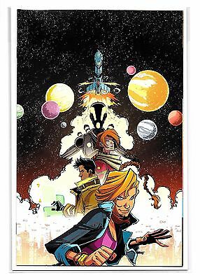 Joyride  1   Emerald City Comicon Exclusive Jorge Corona Variant   Boom  Studios