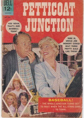 Petticoat Junction #5 1965 silver age Dell comic Photo Cover Last issue