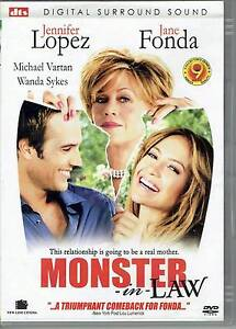 DVD Monster-in-Law Caloundra West Caloundra Area Preview