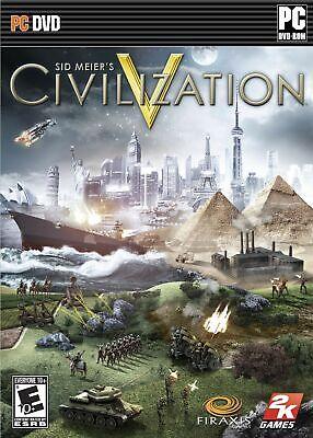 Sid Meier's Civilization V - PC [video game]