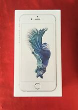 iPhone 6s 64gb Unlocked Silver **Brand New Sealed** Mount Gravatt Brisbane South East Preview