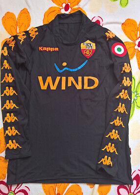 AS Roma 2008 2009 THIRD longsleeved football shirt trikot maglia maillot  image
