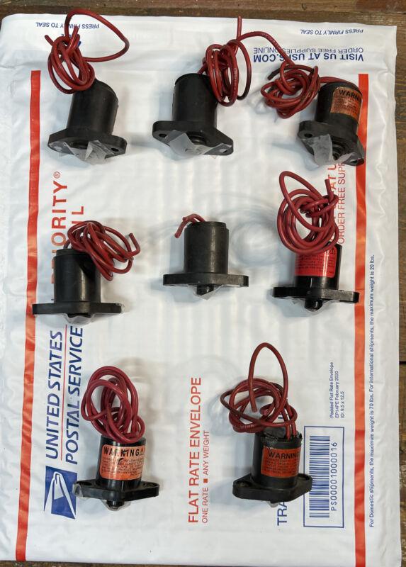 Lawn Sprinkler Solenoid 89-0878 for Toro 250 & 260 Series Valves - Lot of 8