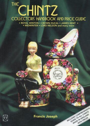 Chintz Porceain Makers Marks Patterns - Winton Kent Ducal Nelson / Book + Values