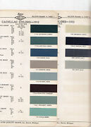 Acme Paint Chips