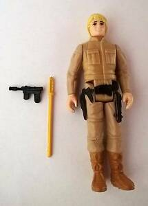 Vintage Star Wars action figure Luke Skywalker Golden Grove Tea Tree Gully Area Preview