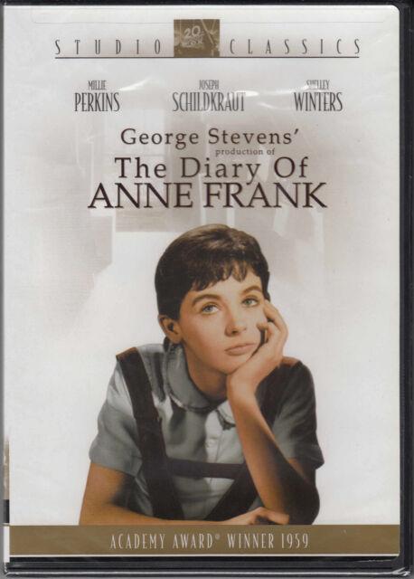 The Diary of Anne Frank (DVD, Studio Classics)