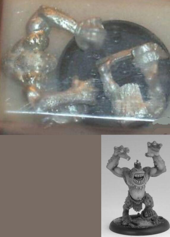 Iron Kingdoms PIP81001 Bridge Troll (1) 28mm Miniature Monster Warmachine Beast