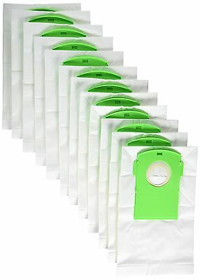 12 Hoover Type W2 Windtunnel Allergy Vacuum Bags, Bagged, Upright Vacuum Clea...