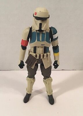 Star Wars Rogue One Shoretrooper Captain Loose 2017 Opened Hasbro Imperial 3 75