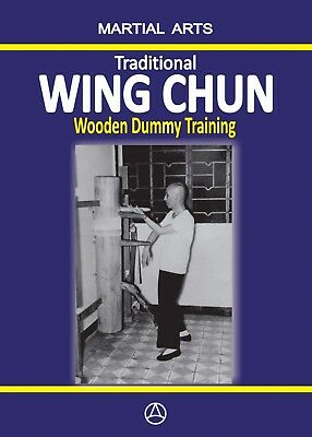 Traditional Wing Chun - Wooden dummy training (book - English edition)