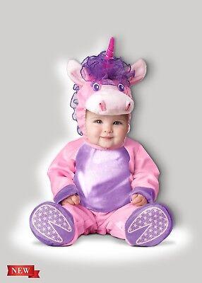 Incharacter Lil Einhorn Magische Märchen Kleinkinder Baby Halloween Kostüm 6092