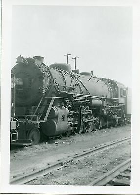 6D036 RP 1950s LOUISVILLE & NASHVILLE RAILROAD ? ENGINE #????