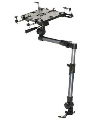 """Mobotron Heavy-Duty Vehicle Laptop Mount, Hold 10""""-17"""" Laptop or Tablet MS-526"""