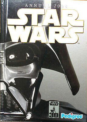 Star Wars  Annual: 2008 by Pedigree Books Ltd (Hardback, 2007)