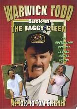 WARWICK TODD BACK IN THE BAGGY GREEN-TOM GLEISNER CRICKET PARODY Hughesdale Monash Area Preview