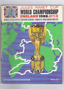 1966-Wembley-World-Cup-Final-England-Tourny-PROGRAMME-Original-And-With-COA