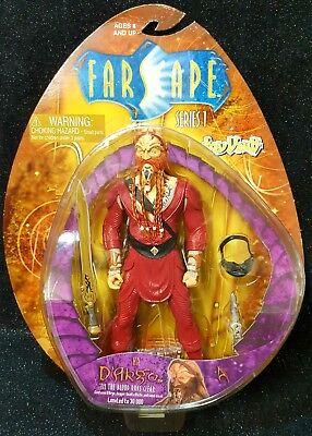 Farscape Toyvault series 1 sealed D'Argo figure
