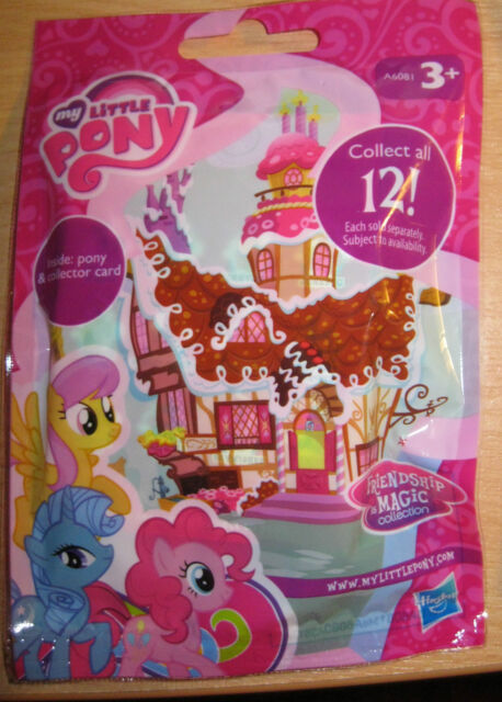 MY LITTLE PONY - BLIND BAG -  ONE BAG SUPPLIED -  12 CHARACTERS TO COLLECT